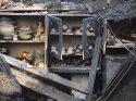 Bayburt'taki yangın