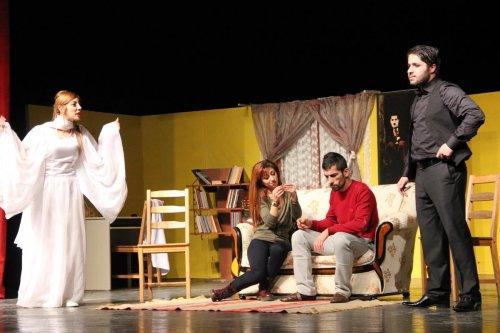 Bingöl Emniyet Müdürlüğü'nden ücretsiz tiyatro gösterisi