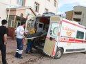 Doğanşar Devlet Hastanesinde yangın tatbikatı