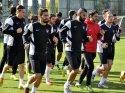 Gaziantepspor'da Beşiktaş maçı hazırlıkları