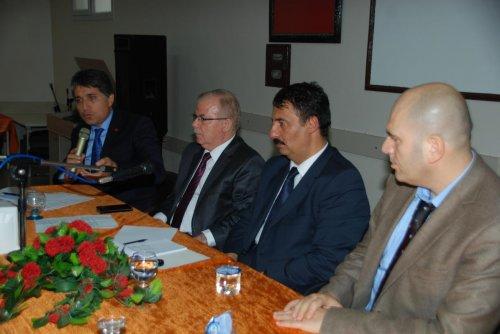 Kırıkhan'da İl Aydınlatma Komisyonu toplantısı