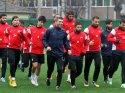 Kocaeli Birlikspor'da Tepecikspor maçı hazırlıkları