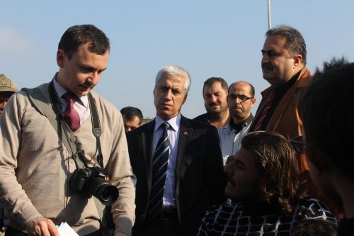 Rus gazeteciler, Gaziantep'i ziyaret etti