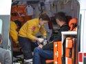 Simav'da trafik kazası: 3 yaralı