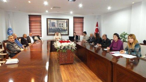 Akyurt'ta kent konseyi toplandı