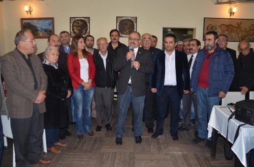 Alevi Kültür Dernekleri Genel Başkan Yardımcısı Aktaş: