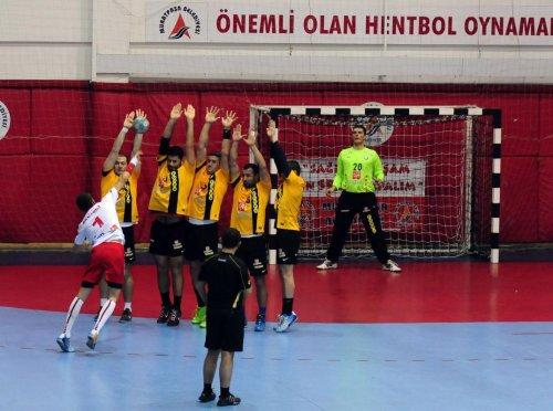 Antalyaspor-Bursa Nilüfer Belediyesi maçı