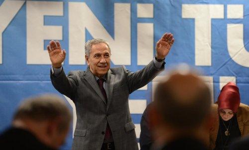 Başbakan Yardımcısı Bülent Arınç Bursa'da
