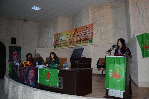 DBP Mardin Yerel yönetimler konferansı başladı