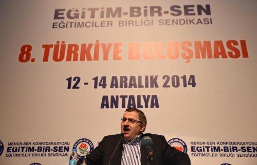 Eğitim Bir-Sen 8. Türkiye Buluşması
