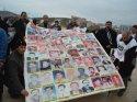 İHD Siirt üyeleri Kasaplar Deresi'ne yürüdü