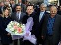 Maliye Bakanı Şimşek, Burdur'da