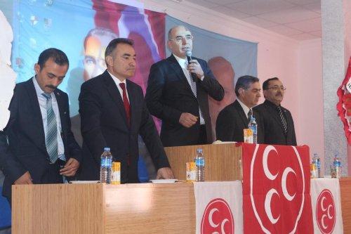 MHP Şereflikoçhisar ilçe kongresi yapıldı