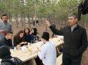 Suşehri'nde üniversite öğrencileri piknikte bir araya geldi