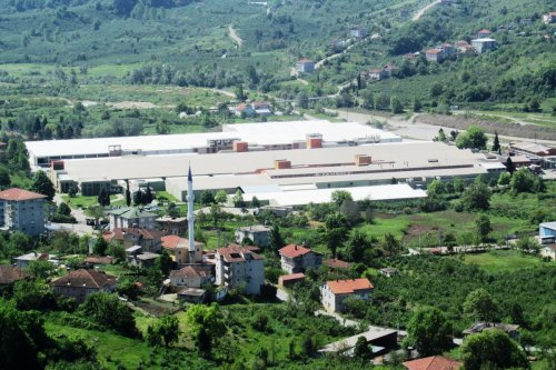 Zonguldak'ta fabrikadan hırsızlık iddiası