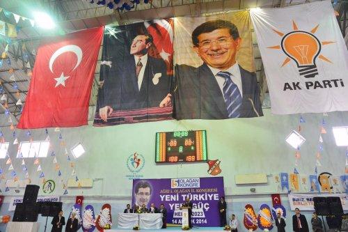 AK Parti Ağrı 5. Olağan Kongresi