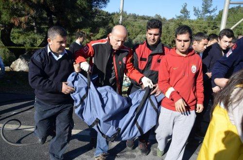 Bodrum'da trafik kazası: 1 ölü, 3 yaralı