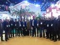 BTSO üyeleri Pekin'de gıda fuarına katıldı