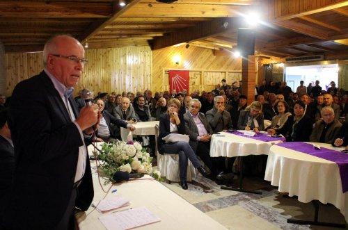 CHP Genel Başkan Yardımcısı Ercan Karakaş