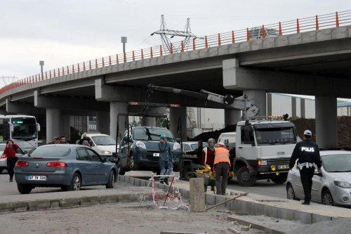 Ereğli'de trafik uygulaması