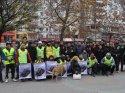 Eskişehir'de vatandaşlar, sokak hayvanlarına yardım etti