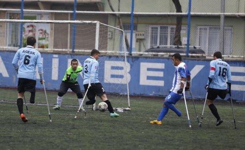 Futbol: Ampute Süper Ligi