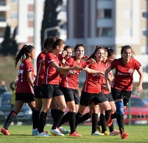 Futbol: Kadınlar 2. Ligi