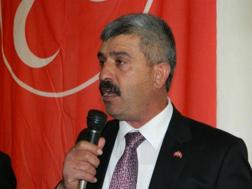 MHP Karamanlı İlçe Kongresi