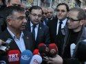Milli Savunma Bakanı Yılmaz, Sivas'ta