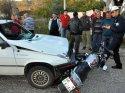 Muğla'da trafik kazası: 2 yaralı
