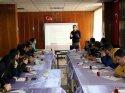 Öğretmenlere proje hazırlama eğitimi