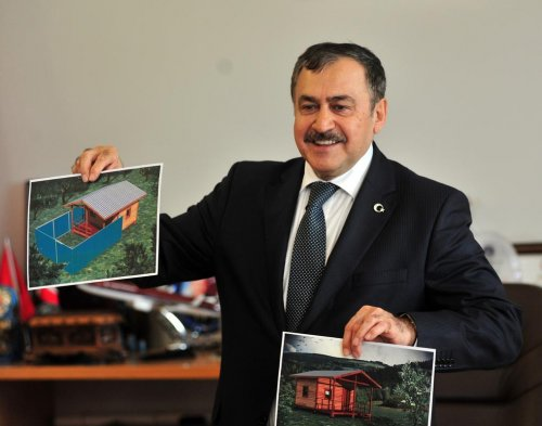 Orman ve Su İşleri Bakanı Eroğlu, İnegöl'de