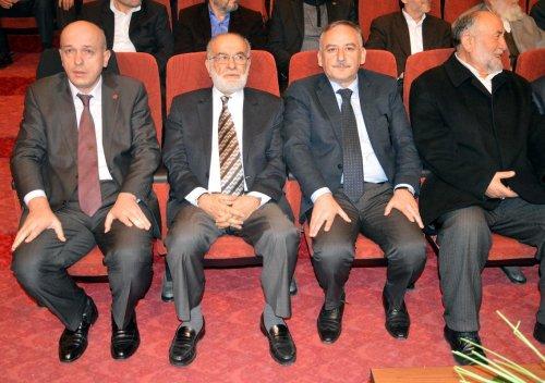 Saadet Partisi Adapazarı 5'inci Olağan Kongresi