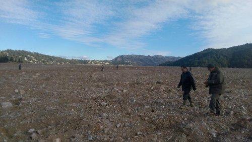 Terk edilen maden sahaları rehabilite ediliyor