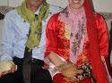 Tokyo'da başlayan aşk Turgutlu'da evliliğe dönüştü