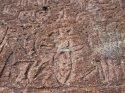 Topada Yazılı Kaya Anıtı turizme kazandırılacak