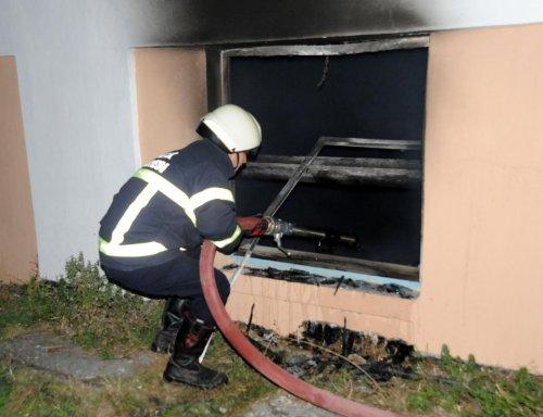 Bilecik'te porselen fabrikasında yangın çıktı