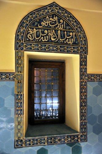 Bu camide depremin etkisi ''terazi''yle ölçülüyor