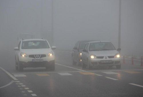 Sakarya'da yoğun sis