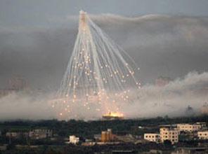 Gazze'deki acı gerçeğin fotoğrafı