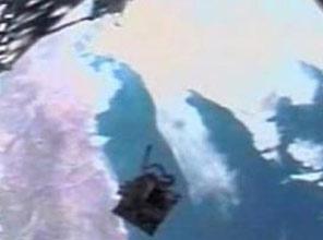 Сумка, потерянная американской астронавткой на орбите, сгорела в...