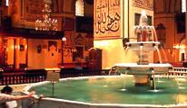 Sular sıcak aktı camiler doldu