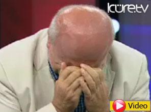Mehmet tanrısever gözyaşlarını tutamadı