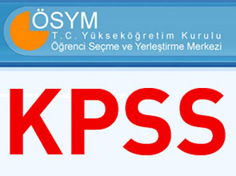 PTT KPSS ile personel alacak