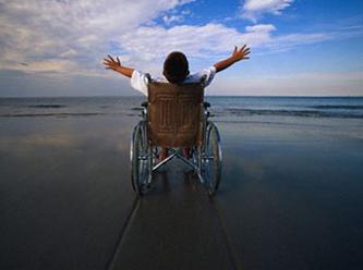 161531 engelli tekerlekli sandalye - Özürlü ailelerine rehberlik hizmeti verilecek