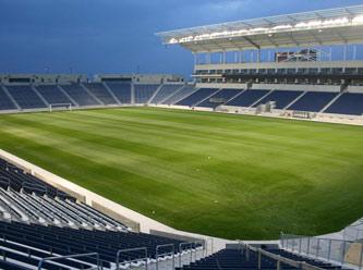 Уманщине строят европейский стадион.