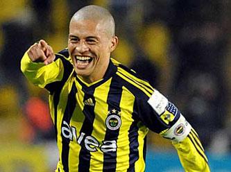 Alex Fenerbahçe ile ilgili gerçekleri açıkladı...