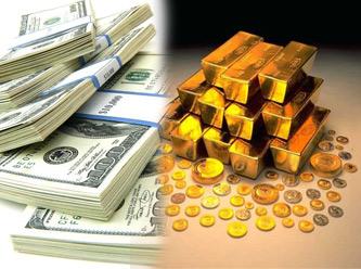 Altın düşünce 1,5 milyar dolar kaybetti
