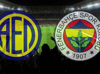 Fenerbahçe – Limassol Maçı Canlı İzle STAR TV – 8 Kasım Perşembe