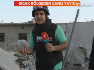 Türkiye'nin Suriye sınırından çok sıcak görüntüler!